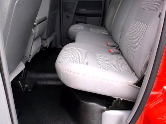 2008 Dodge Ram 2500 ST Quad Cab 4WD