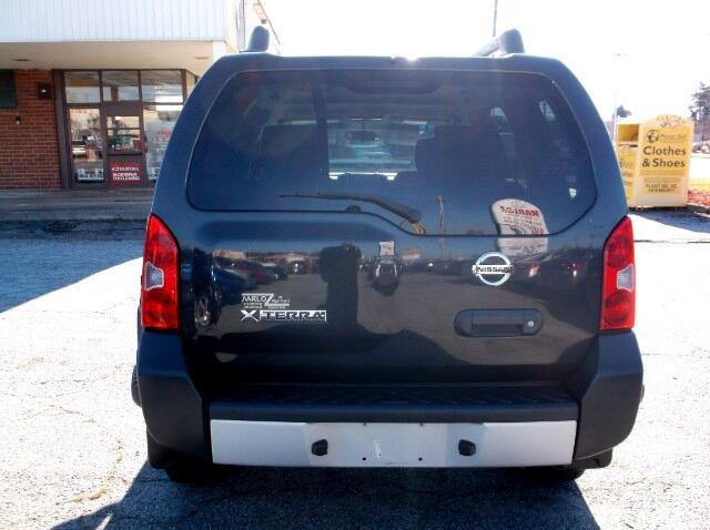 2013 Nissan Xterra X 4WD