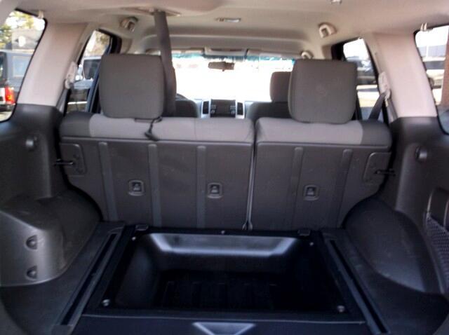 Nissan Xterra X 4WD 2013