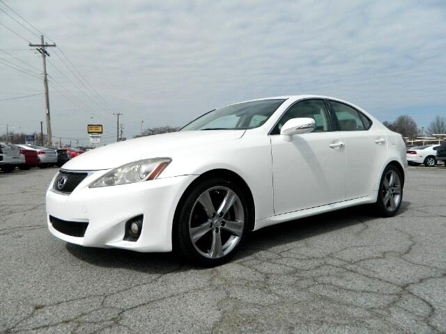 2011 Lexus IS 250 RWD