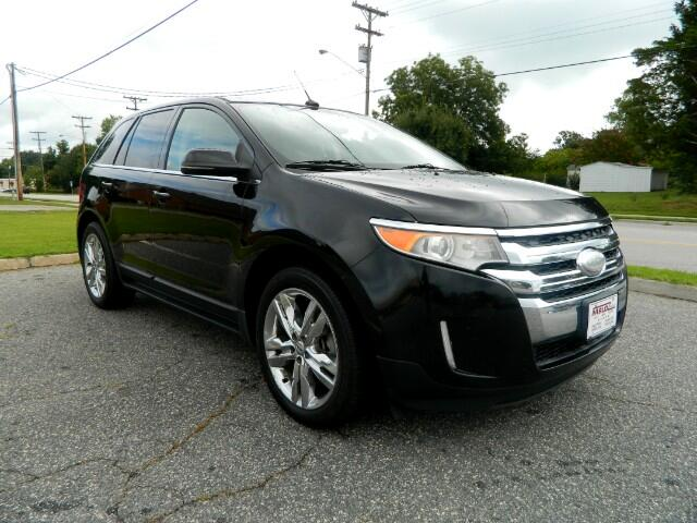 Ford Edge Limited FWD 2012
