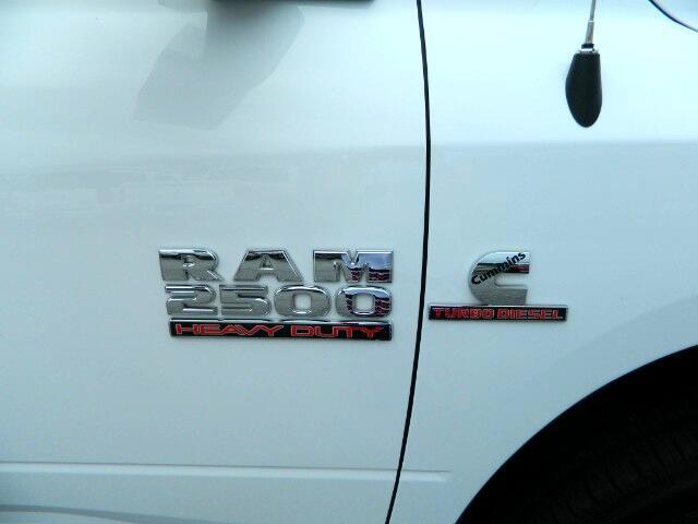 2017 RAM 2500 Tradesman Crew Cab SWB 2WD
