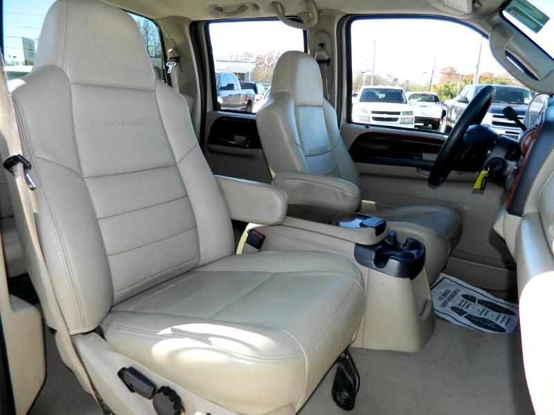 Ford F-250 SD Lariat Crew Cab 4WD 2007