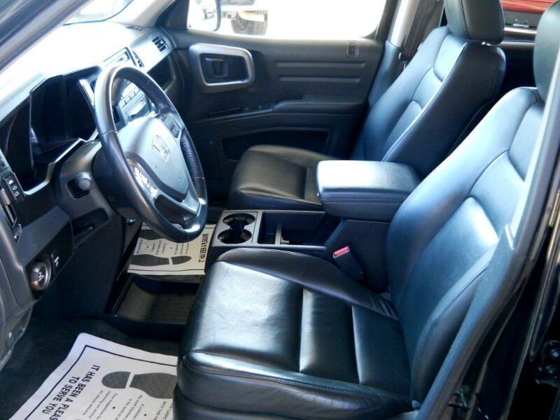 Honda Ridgeline RTL w/ Leather 2013