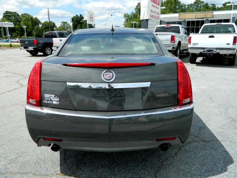 Used 2008 Cadillac CTS 3 6L SIDI with Navigation for Sale in
