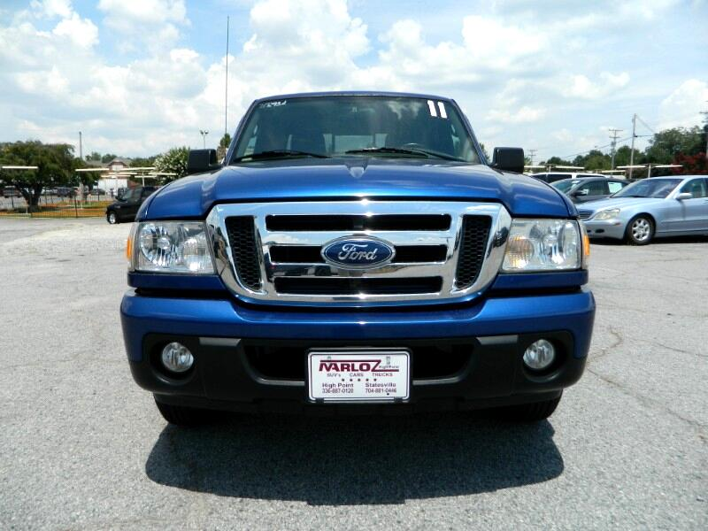 2011 Ford Ranger XLT SuperCab 2-Door 2WD