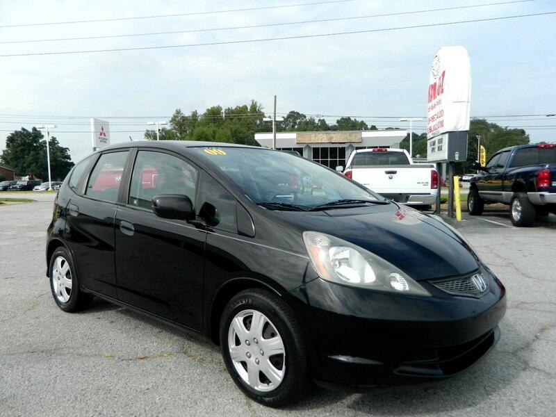 2009 Honda Fit 5D