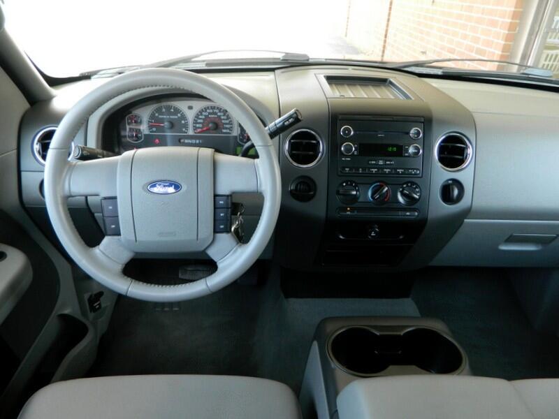 2008 Ford F-150 XLT SuperCab Flareside 2WD