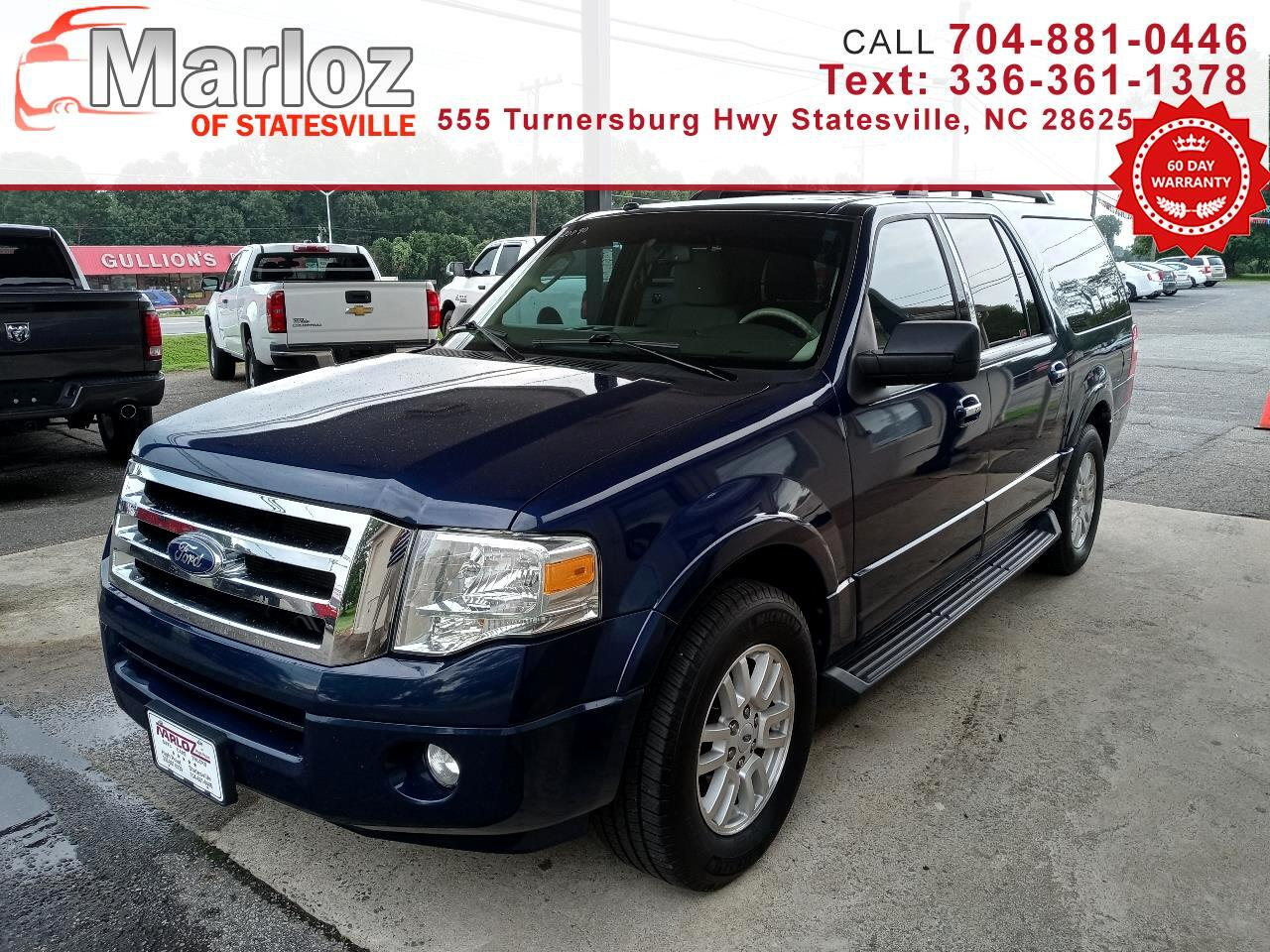 Ford Expedition EL 2WD 4dr XLT 2012