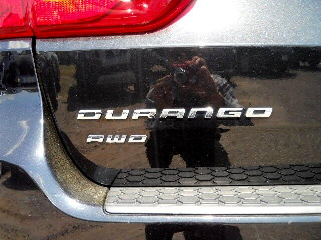 Dodge Durango Citadel AWD 2012