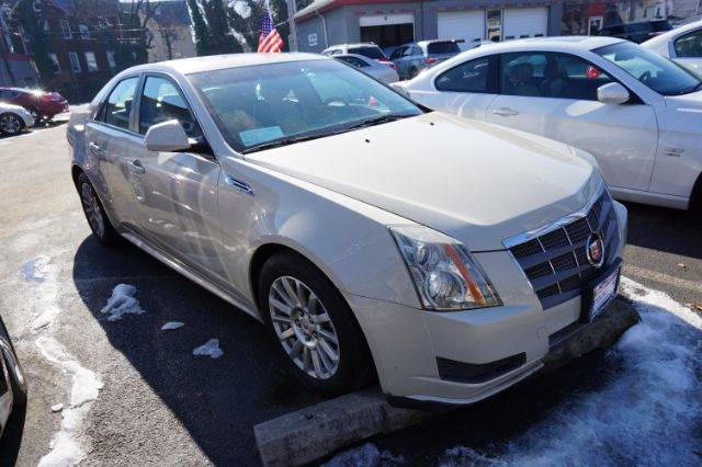2010 Cadillac CTS Sedan 4dr Sdn 3.0L Luxury AWD