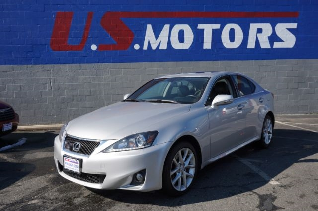 2012 Lexus IS 250 4dr Sport Sdn Auto AWD