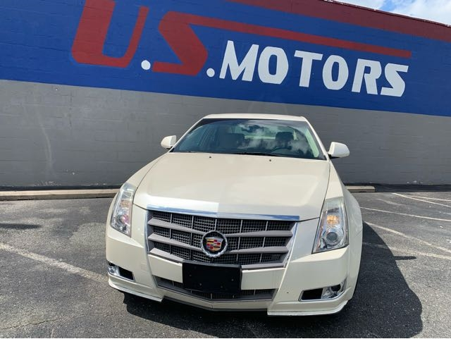 Cadillac CTS Sedan 4dr Sdn 3.0L Performance AWD 2010