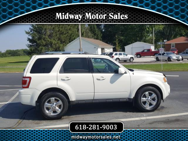 2009 Ford Escape 4dr 3.0L Limited 4WD