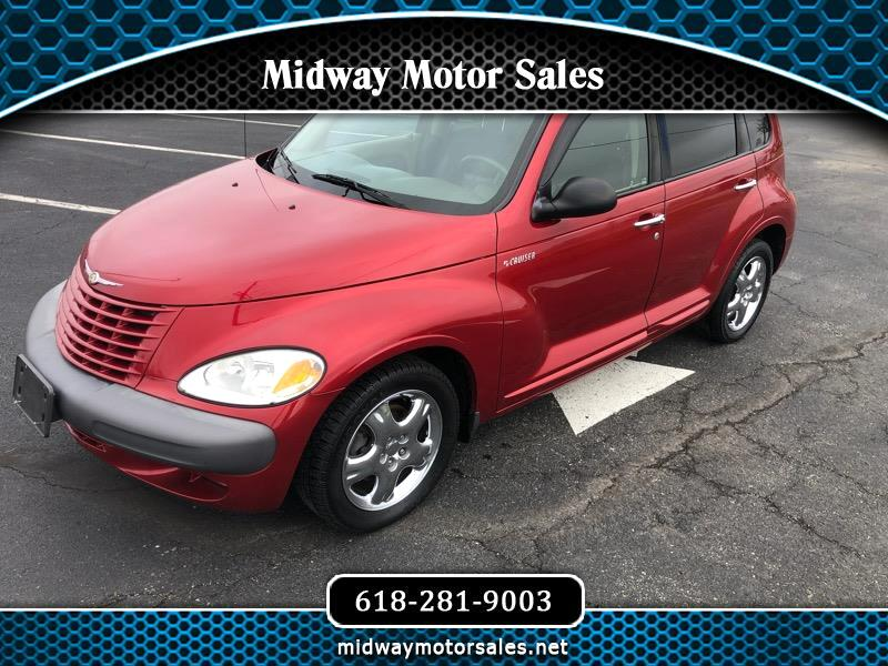 2001 Chrysler PT Cruiser 4dr Wgn Limited