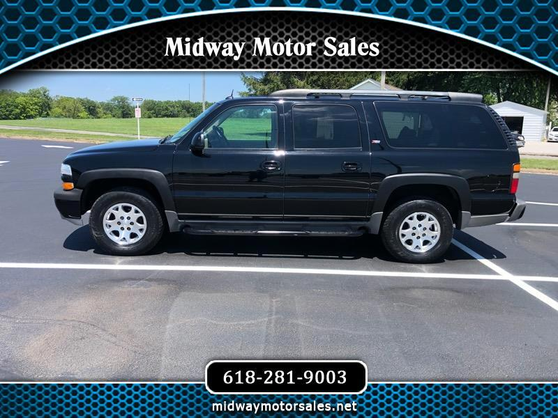 2005 Chevrolet Suburban 4dr 1500 4WD Z71 Off Road