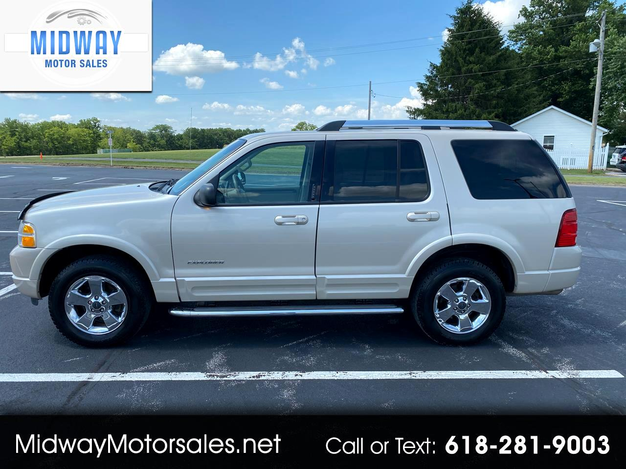 Ford Explorer Limited 4.6L 4WD 2005