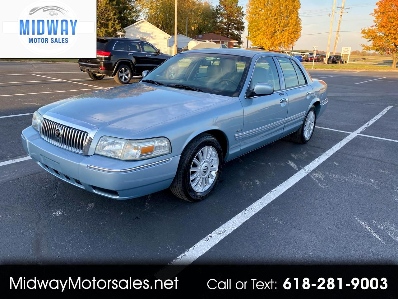 Mercury Grand Marquis LS 2009