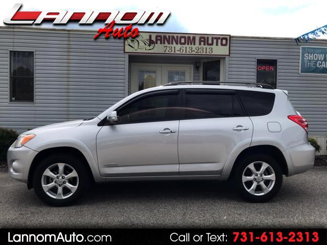 2009 Toyota RAV4 4dr Limited 4-cyl 4WD (Natl)