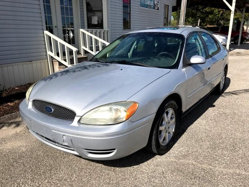 2007 Ford Taurus 4dr Sdn SEL FWD