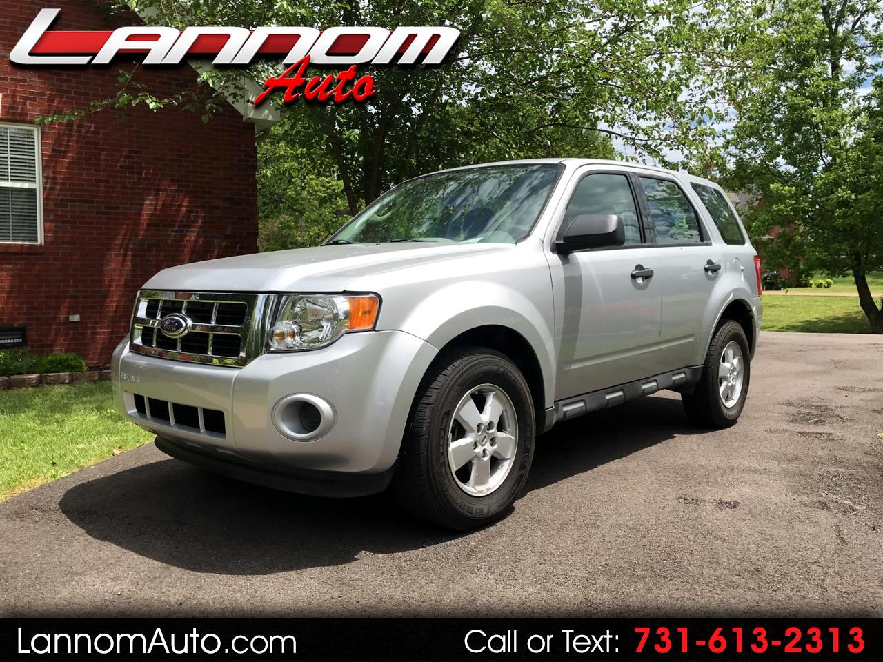 2012 Ford Escape FWD 4dr XLS