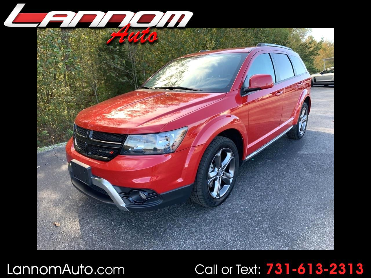 Dodge Journey FWD 4dr Crossroad Plus 2016