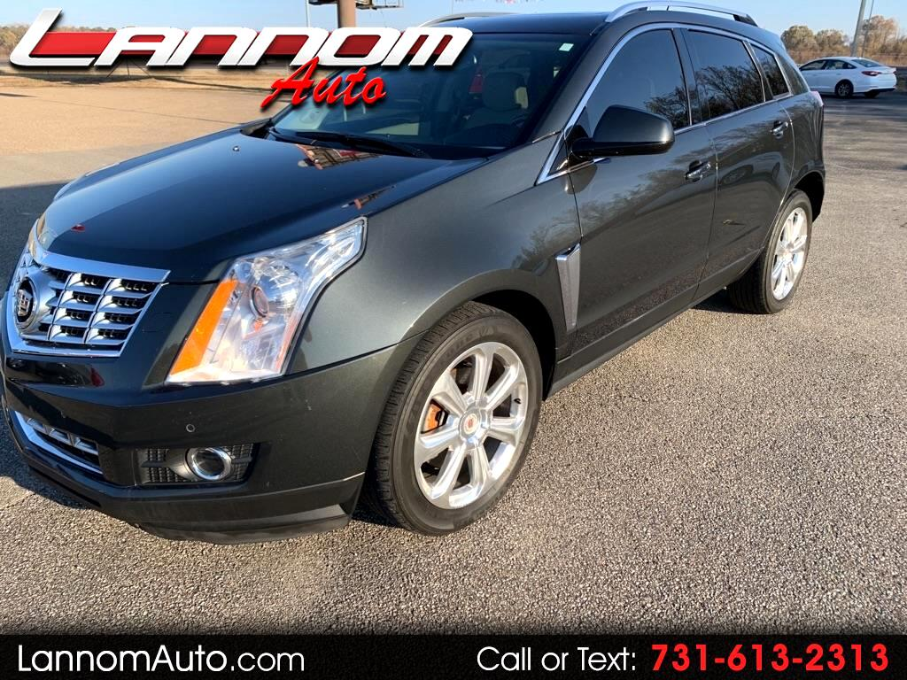 Cadillac SRX AWD 4dr Performance Collection 2014