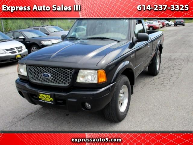buy here pay here 2002 ford ranger 108 wb splash for sale in columbus oh 43227 express auto. Black Bedroom Furniture Sets. Home Design Ideas