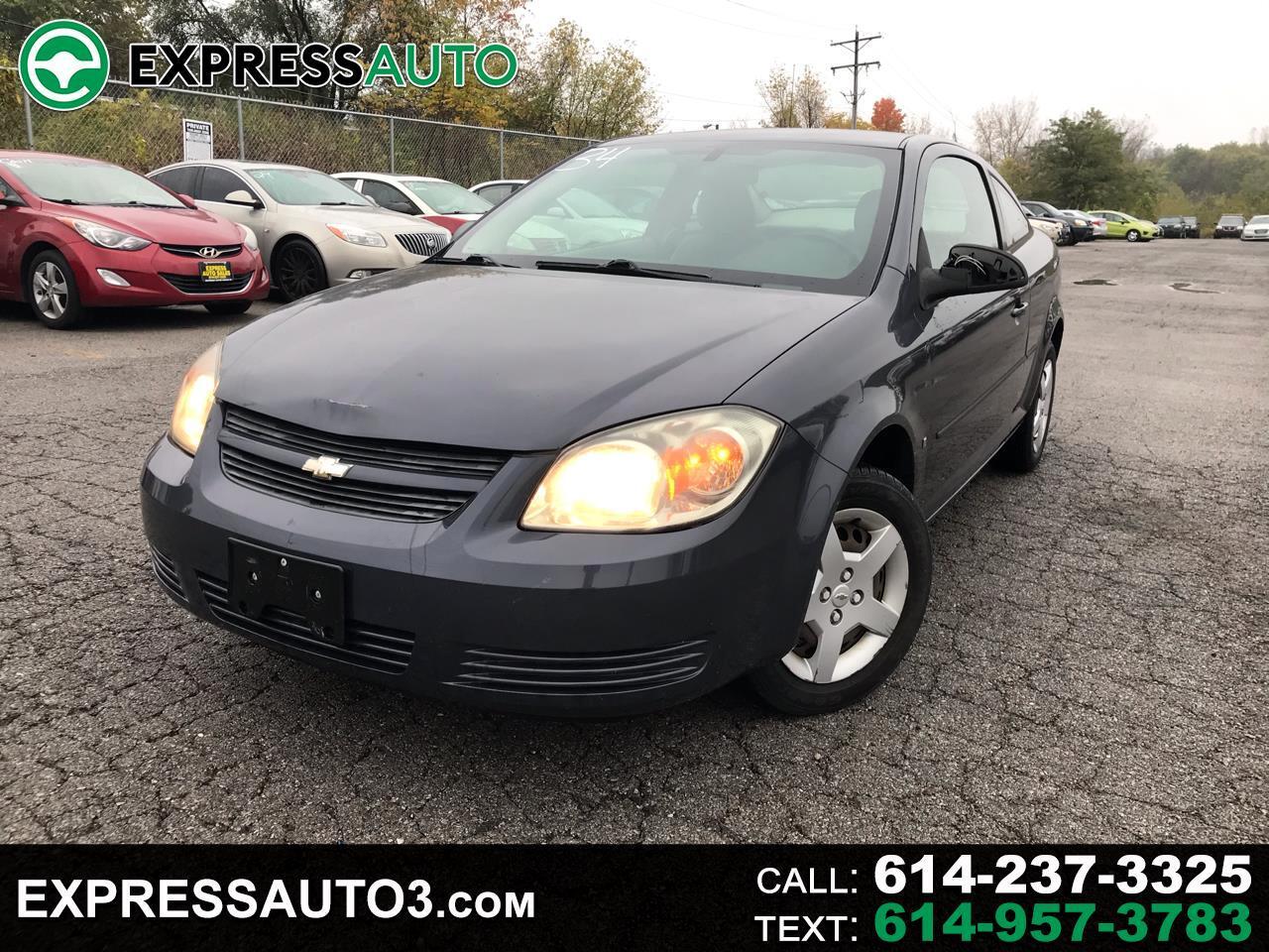Chevrolet Cobalt 2dr Cpe LS 2008