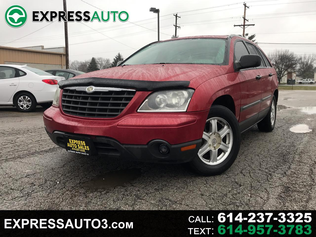 Chrysler Pacifica 4dr Wgn AWD 2006