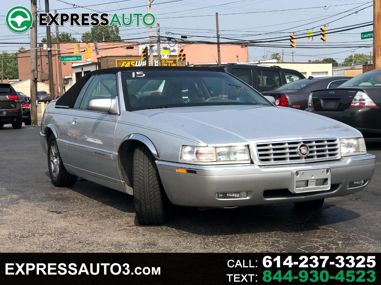 Cadillac Eldorado 2dr Cpe 1999