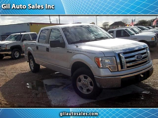 "2010 Ford F-150 2WD SuperCrew 157"" XLT"