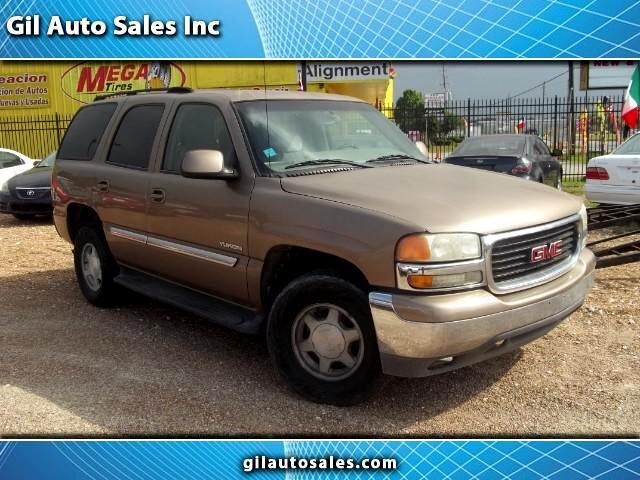 2003 GMC Yukon 2WD 4dr 1500 SLE