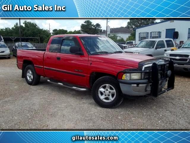1999 Dodge Ram 1500 Club Cab 6.5-ft. Bed 2WD