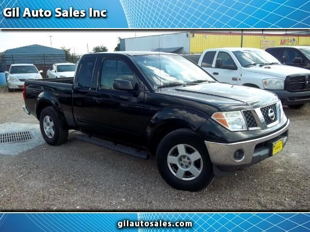 2005 Nissan Frontier KING CAB LE