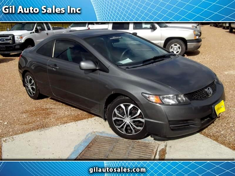 Honda Civic 1.5 4-Door Sedan 2010
