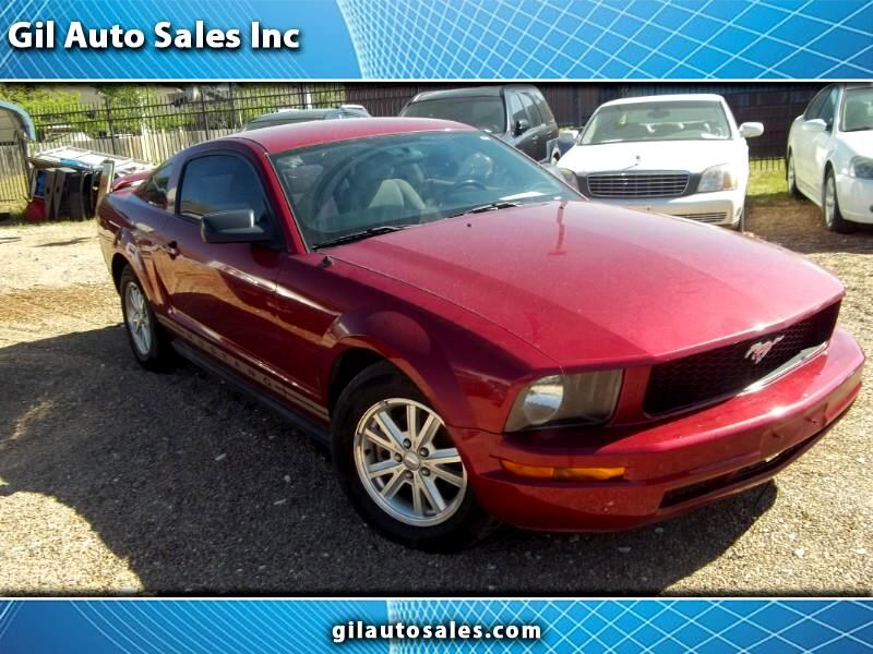 2007 Ford Mustang 2dr Cpe V6