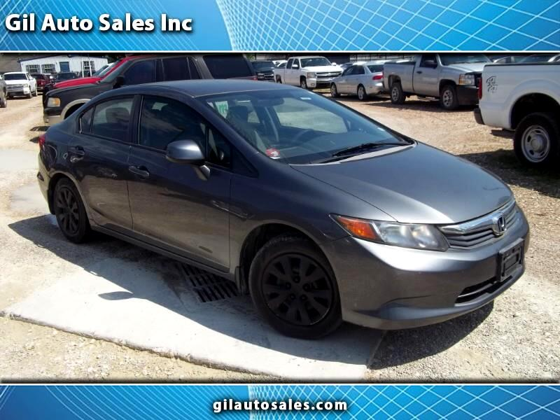 Honda Civic 1.5 4-Door Sedan 2012