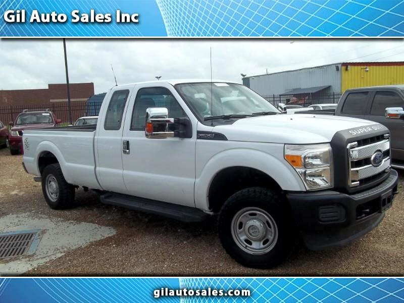 Ford F-250 SD XL SuperCab LWB 4WD 2015