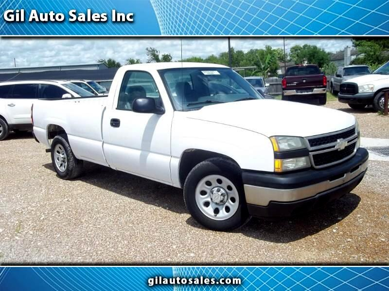 2006 Chevrolet Silverado 1500 2LT Regular Cab Long Box 2WD