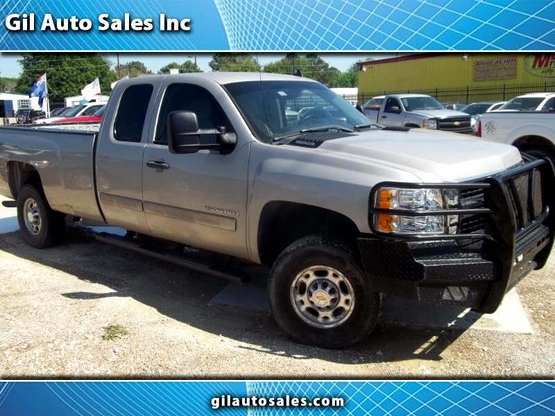Chevrolet Silverado 2500HD Work Truck Ext. Cab Long Box 4WD 2007