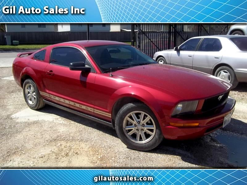 Ford Mustang 2dr Cpe V6 2007