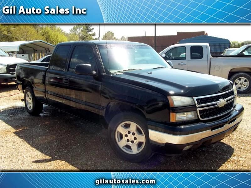 Chevrolet Silverado 1500 2LT Double Cab 2WD 2006