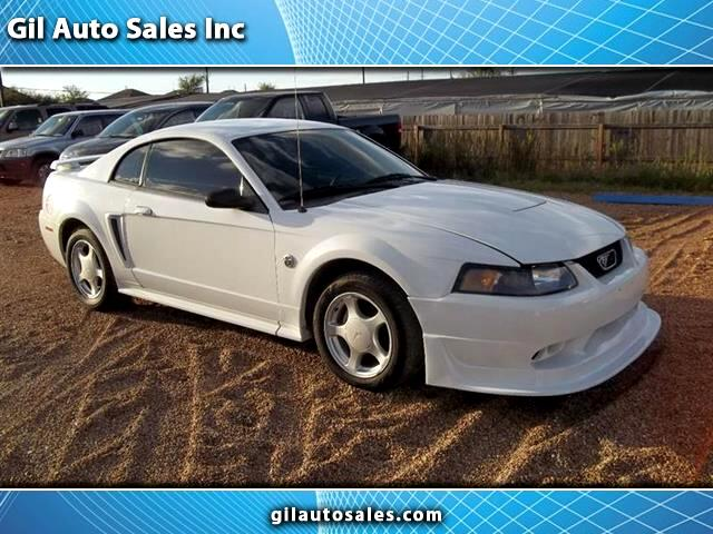 2004 Ford Mustang COUP