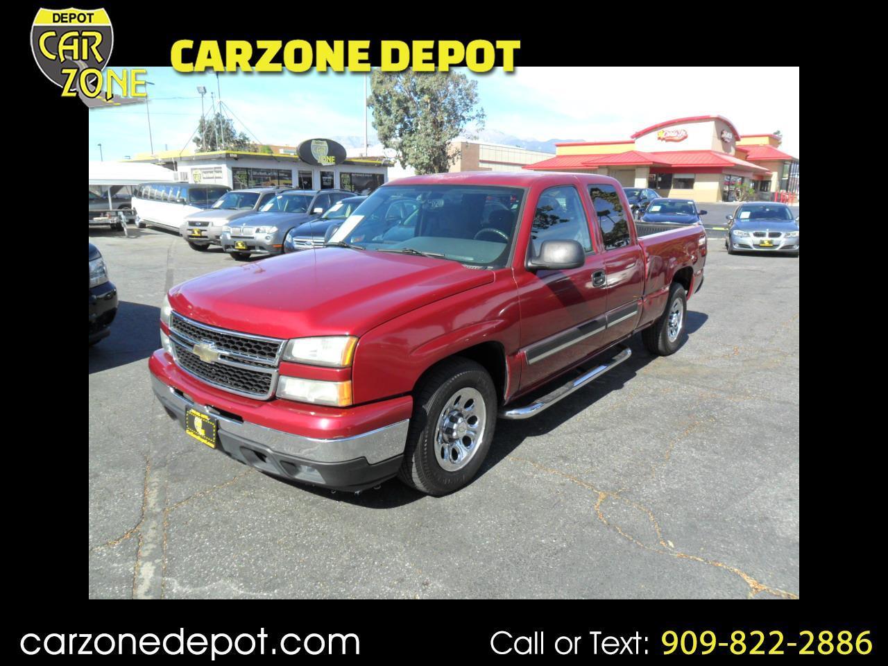 2006 Chevrolet Silverado 1500 LT1 Ext. Cab 2WD