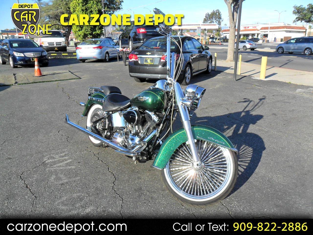 2013 Harley-Davidson FLSTN Deluxe