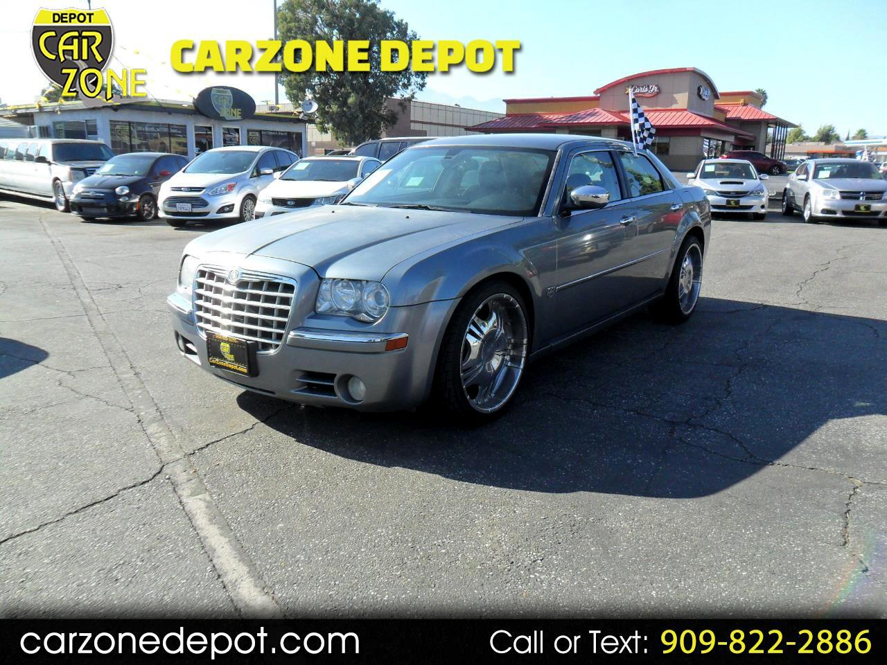 2007 Chrysler 300 C Supercharged
