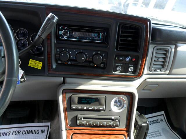 2002 Cadillac Escalade 2WD