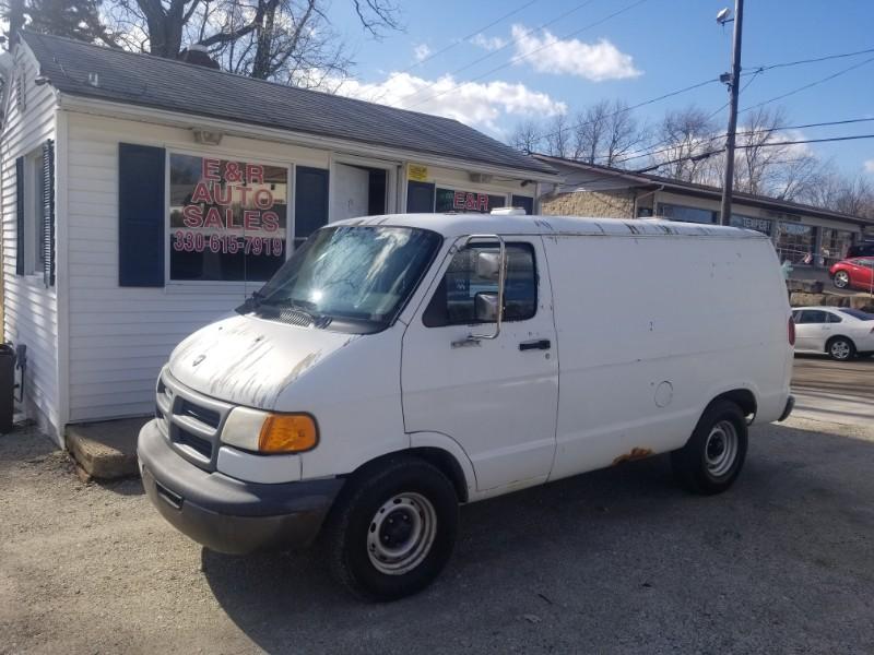 2000 Dodge Cargo Van Base