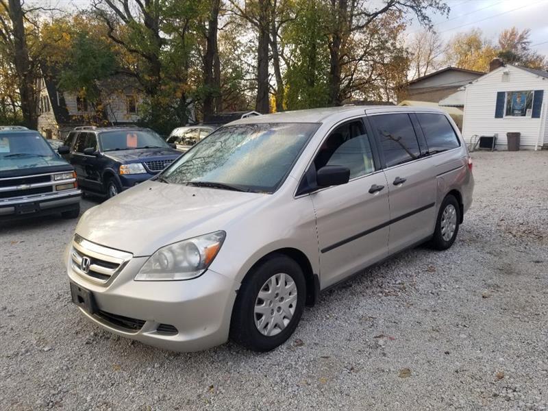 2005 Honda Odyssey LX